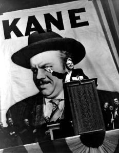 Cidadão Kane, o número um.