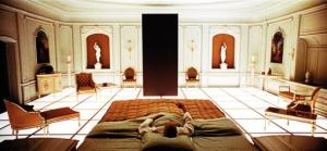 201 uma odisseia no espaço, de Kubrick.