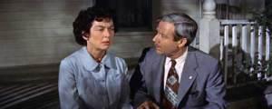 A professora solteirona, Rosemary Sydney.