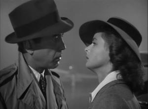 O único filme de Michael Curtiz na lista: Casablanca.