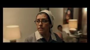 Regina Casé em desempenho premiado. (Sundance Film Festival).