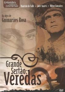 A capa do DVD, com ênfase em