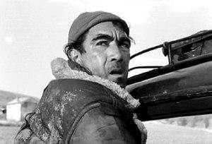 """No felliniano """"La strada"""" (1954)"""