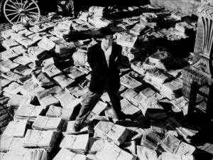 Cidadão Kane, 1941.