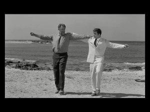 """A dança em """"Zorba, o grego""""."""