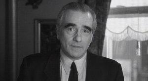 O cineasta americano Martin Scorsese