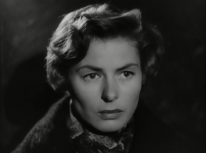 "Ingrid Bergman no comovente ""Europa 51"""