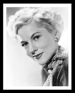 """Joan Fontaine em """"papel malvado""""..."""