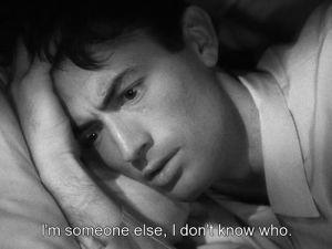 """O médico doente de """"Quando fala o coração"""": Gregory Peck."""