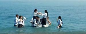 Um banho de mar pode ser perigoso...