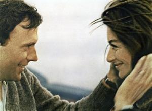 O cartaz clássico do filme de Lelouch.