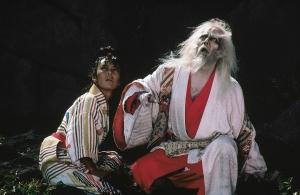 "Cena de ""Ran"", de Akira Kurosawa, 1985."