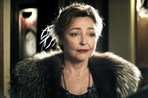 A atriz Catherine Frot no papel-título.