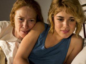 As atrizes Susi Sanchez e Adriana Ugarte: mãe e filha.