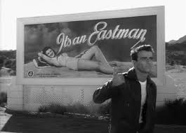 """""""É um Eastman"""" diz o outdoor..."""