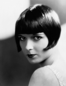 "Louise Brooks am ""A caixa de Pandora"", 1928."