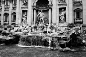 Roma, cenário romântico de muitos melodramas...