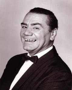 Ernest Borgnine, em segundo lugar