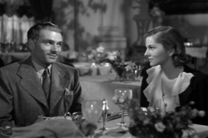 Laurence Olivier e Joan Fontaine