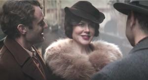 Nicole Kidman é a amante tresloucada de Thomas Wolfe.