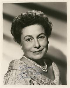 A grande campeã das coadjuvantes, a magnífica Thelma Ritter.