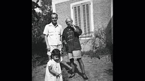 Cicero Dias e Picasso, os compadres.