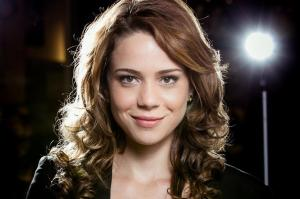 A atriz e diretora Leandra Leal.