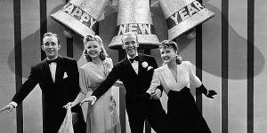 """Celebrações em """"Duas semanas de prazer"""", 1942."""