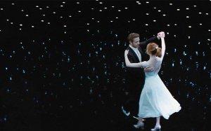 Dançando entre as estrelas...