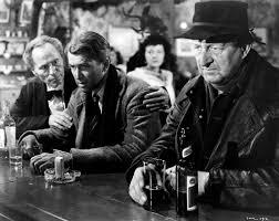 O desespero de George Bailey, no filme de Capra.